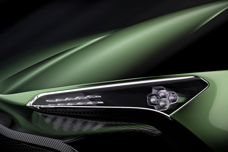 Limited to only 24 units at $2.3 million, Aston Martin's 800 hp track-only Vulcan is highly illogical - slide 1