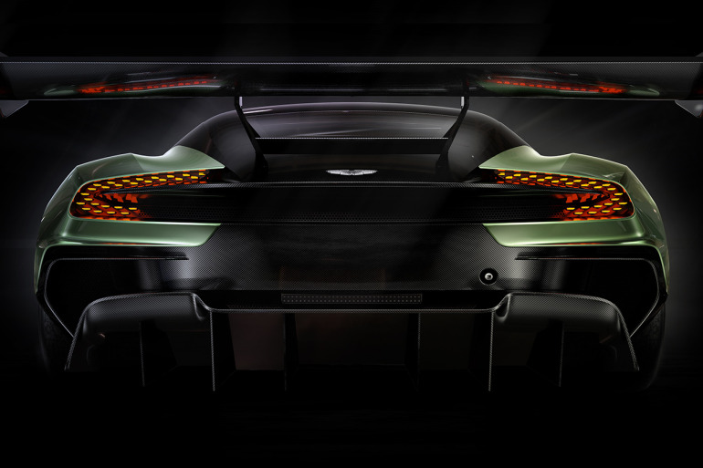 Limited to only 24 units at $2.3 million, Aston Martin's 800 hp track-only Vulcan is highly illogical - slide 2