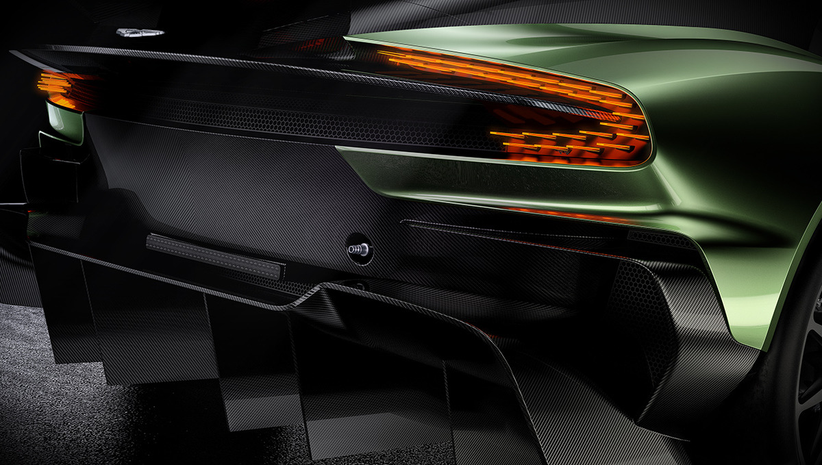 Limited to only 24 units at $2.3 million, Aston Martin's 800 hp track-only Vulcan is highly illogical - slide 8