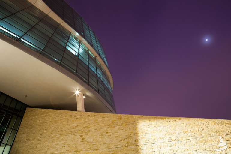 The new Canadian Museum for Human Rights gives Winnipeg serious architectural street cred - slide 16