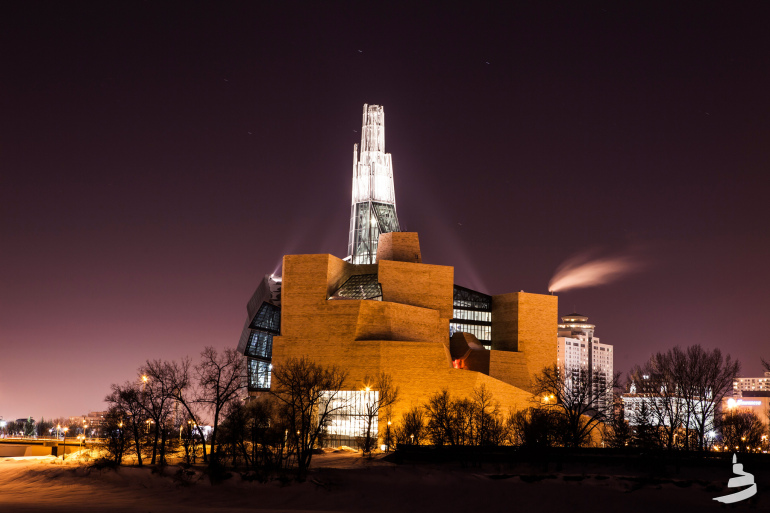 The new Canadian Museum for Human Rights gives Winnipeg serious architectural street cred - slide 3