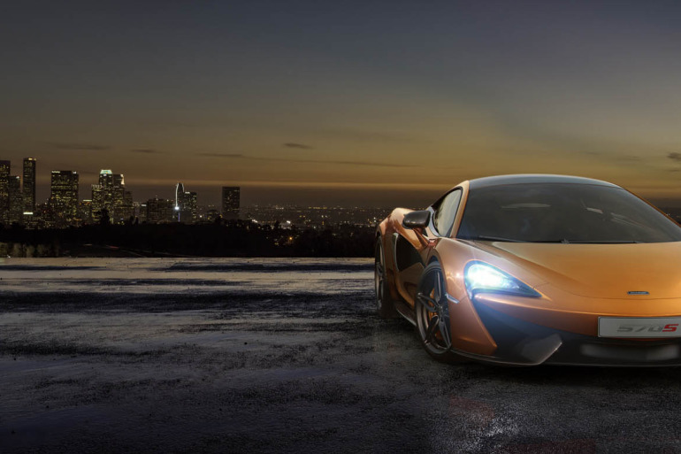 570S – McLaren unveils its new 570 hp Porsche-rivalling econobox at NYC Auto Show - slide 11