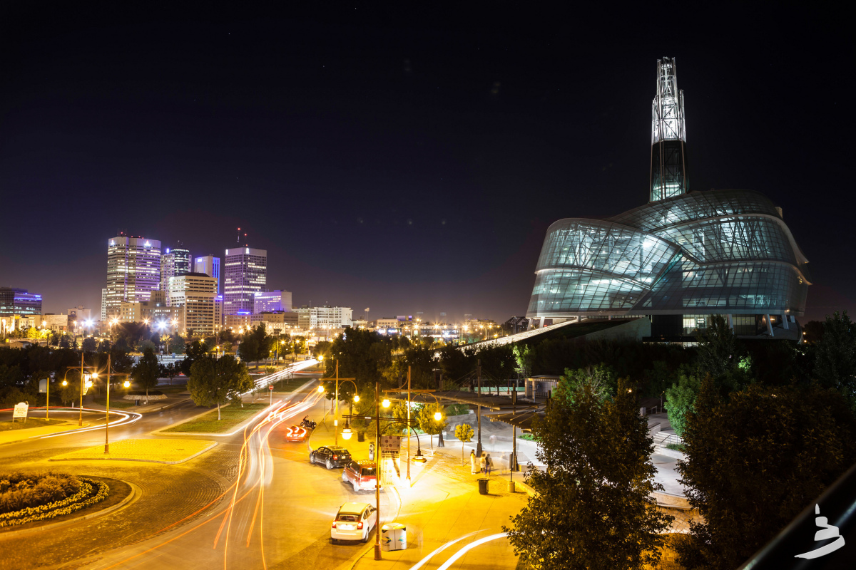 The new Canadian Museum for Human Rights gives Winnipeg serious architectural street cred - slide 18