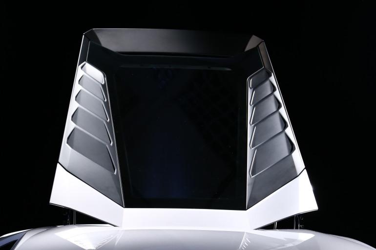 Interview: Lamborghini's CEO Stephan Winkelmann & Design Director, Filippo Perini - slide 21