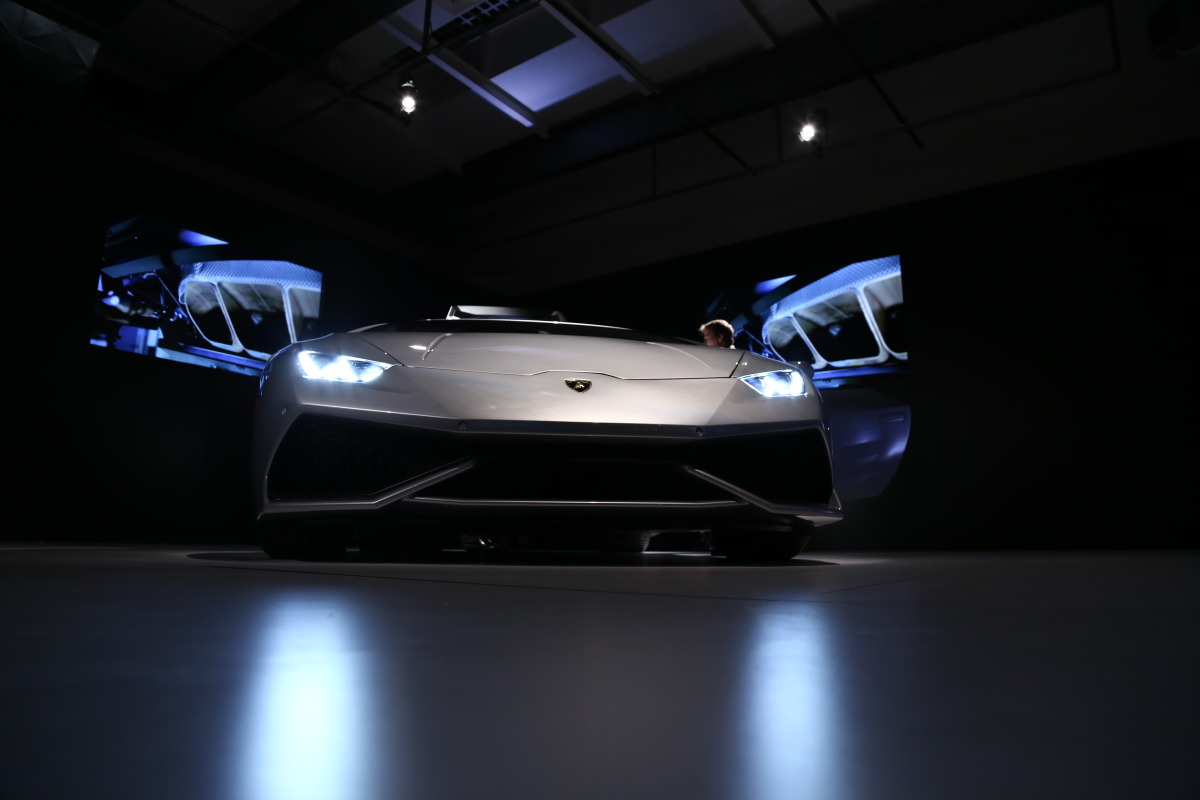 Interview: Lamborghini's CEO Stephan Winkelmann & Design Director, Filippo Perini - slide 17