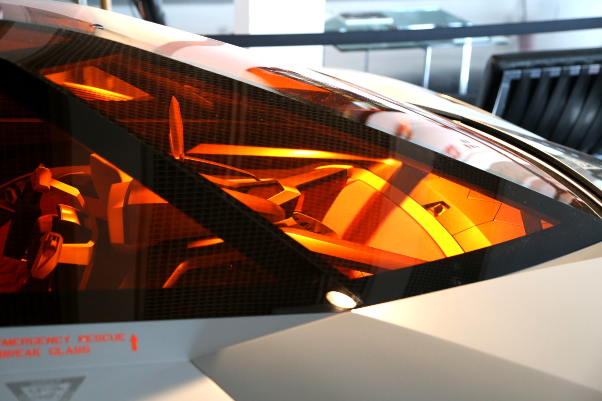 Interview: Lamborghini's CEO Stephan Winkelmann & Design Director, Filippo Perini - slide 9