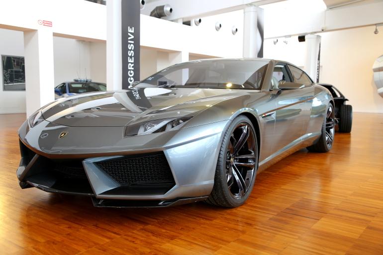 Interview: Lamborghini's CEO Stephan Winkelmann & Design Director, Filippo Perini - slide 10