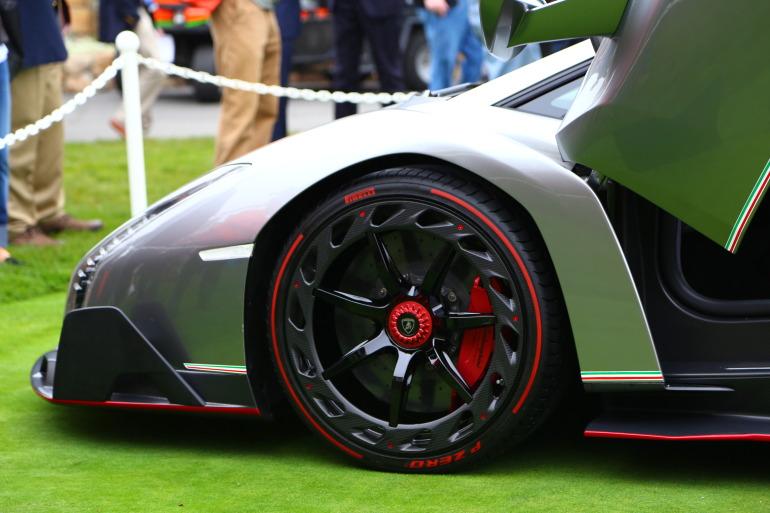 Interview: Lamborghini's CEO Stephan Winkelmann & Design Director, Filippo Perini - slide 15