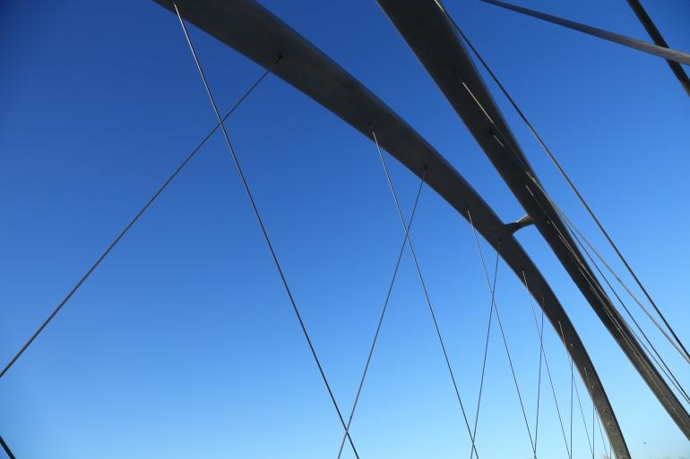 Calgary's $25 mil St. Patricks 'Skipping Stones' Bridge is finally realized - slide 6