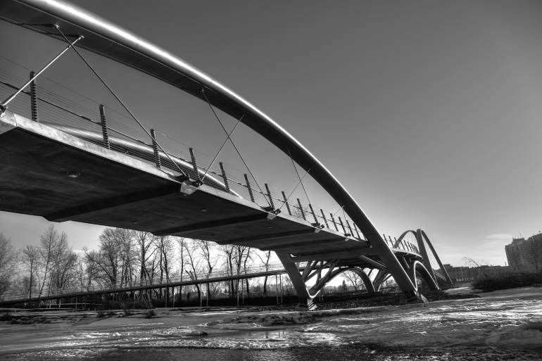 Calgary's $25 mil St. Patricks 'Skipping Stones' Bridge is finally realized - slide 14