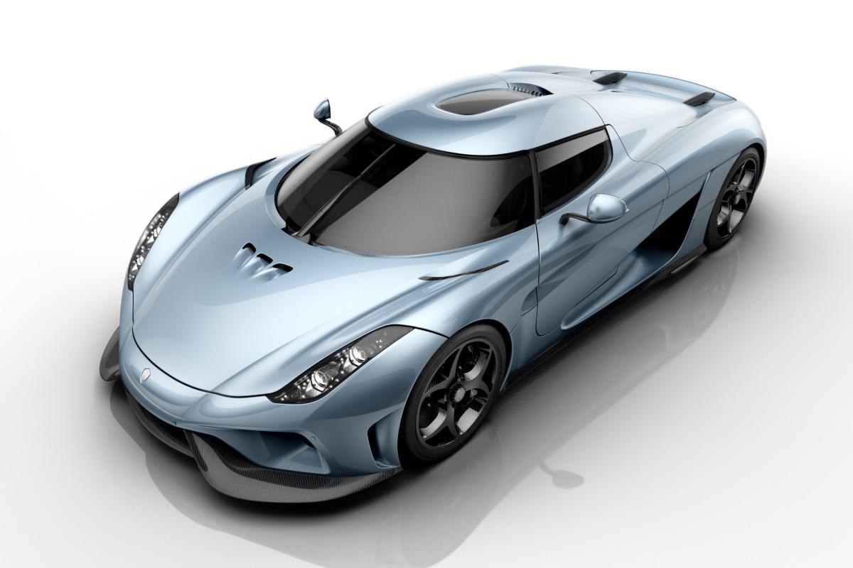 Florgy Schmorgen! Koenigsegg's 1500 hp hybrid Regera is the stuff of Swedish Chef nightmares