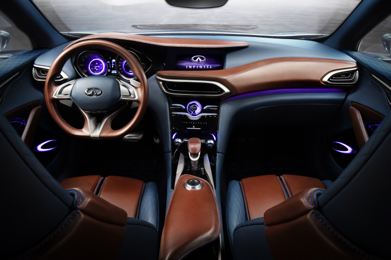 GENEVA AUTO SHOW 2015: DAY 1  – Lamborghini, Bentley, Infiniti, Koenigsegg - slide 5