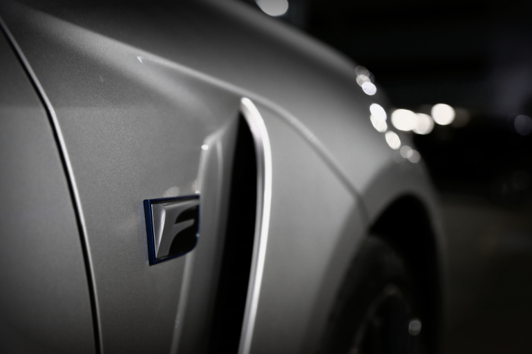 2015 LEXUS RC F = Ready Ctrl Fast - slide 3