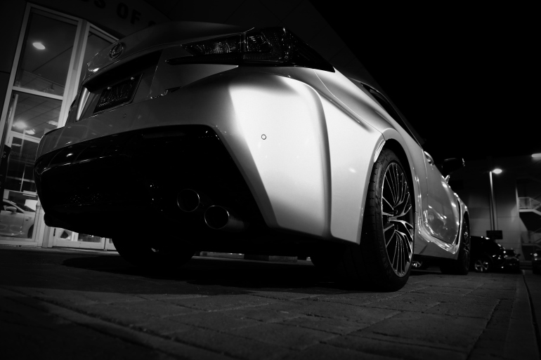 2015 LEXUS RC F = Ready Ctrl Fast - slide 4