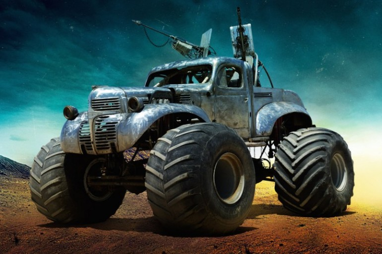 MAD MAX'S FURY ROAD VEHICLE LINEUP IS THE STUFF OF POST-APOCALYPTIC WETDREAMS - slide 1