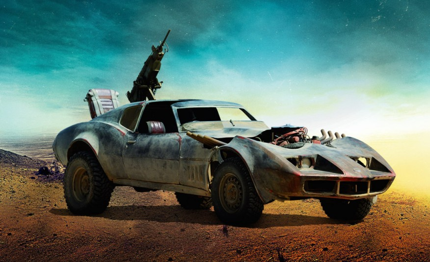 MAD MAX'S FURY ROAD VEHICLE LINEUP IS THE STUFF OF POST-APOCALYPTIC WETDREAMS - slide 2