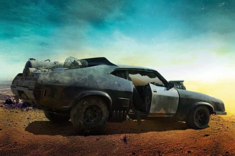 MAD MAX'S FURY ROAD VEHICLE LINEUP IS THE STUFF OF POST-APOCALYPTIC WETDREAMS - slide 5