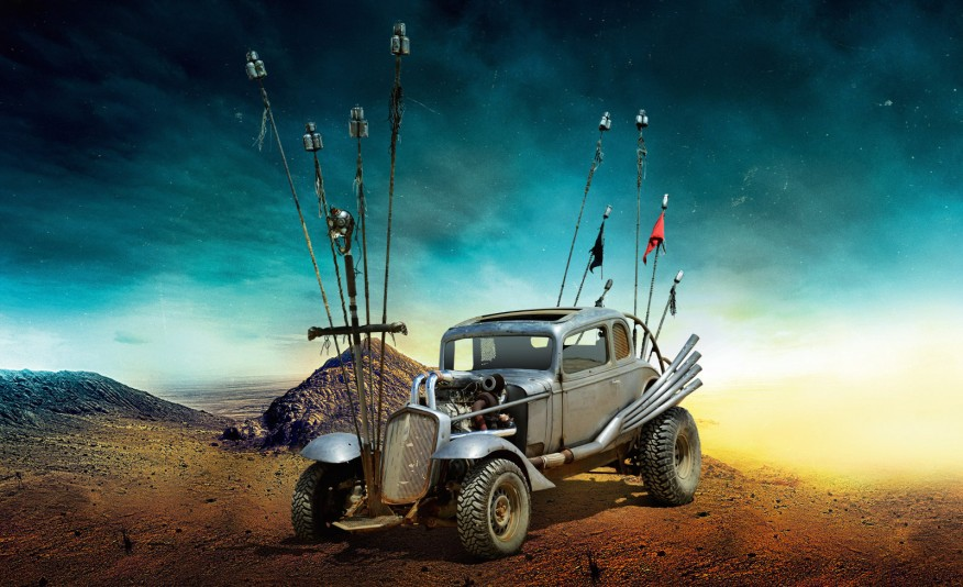 MAD MAX'S FURY ROAD VEHICLE LINEUP IS THE STUFF OF POST-APOCALYPTIC WETDREAMS - slide 7