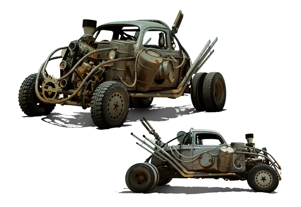 Mad Max S Fury Road Vehicle Lineup Is The Stuff Of Post Apocalyptic Wetdreams Elemente Magazine