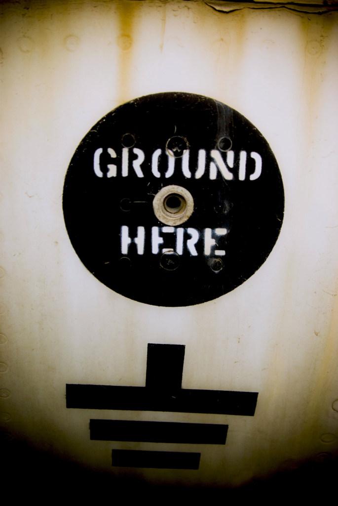 ground here