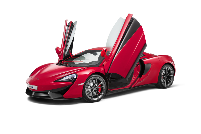 McLAREN UNVEILS 540C COUPE @ SHANGHAI AUTO SHOW, THE SECOND IN THE MARQUES NEW SPORTS SERIES - slide 2