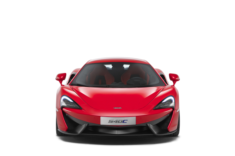 McLAREN UNVEILS 540C COUPE @ SHANGHAI AUTO SHOW, THE SECOND IN THE MARQUES NEW SPORTS SERIES - slide 4