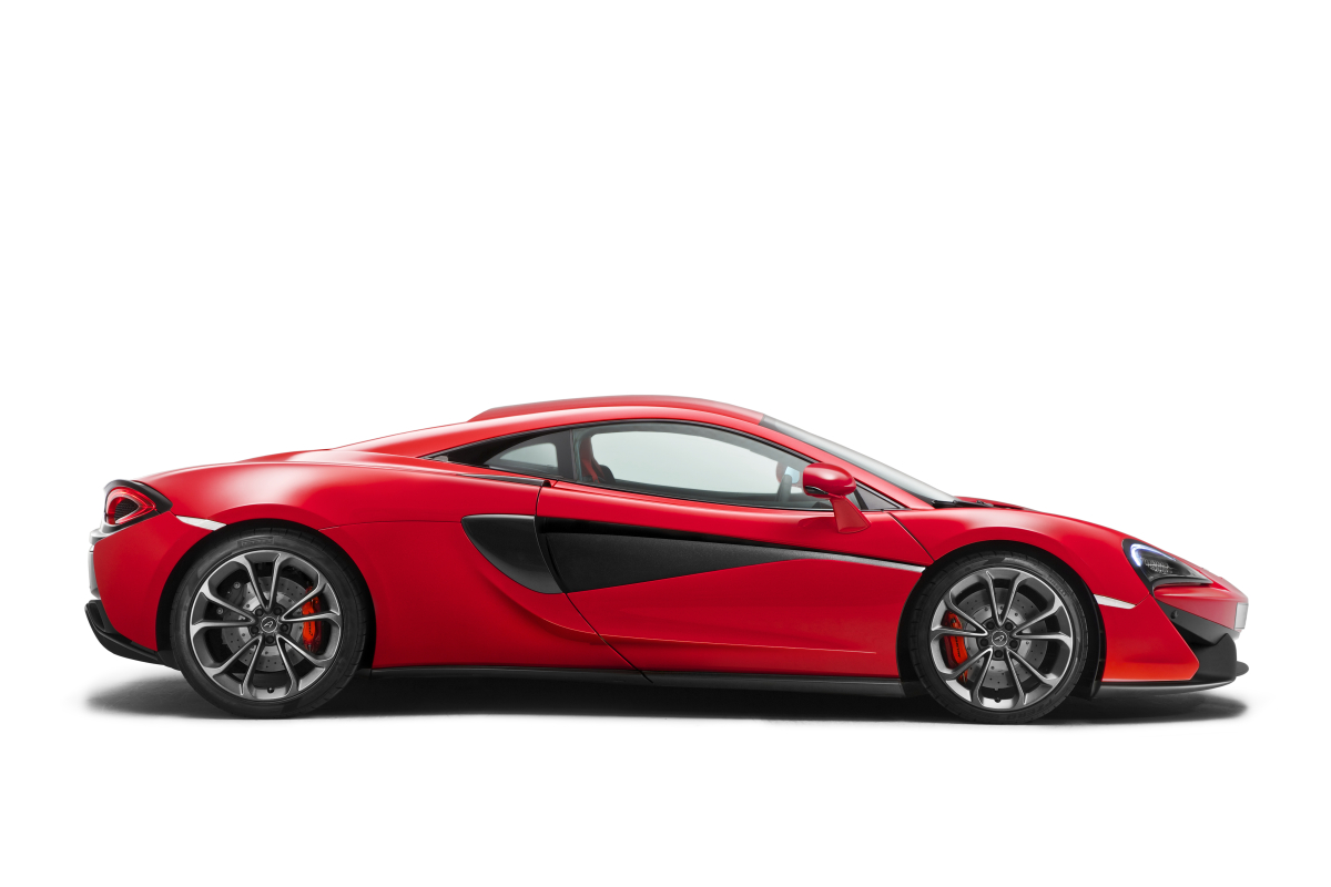 McLAREN UNVEILS 540C COUPE @ SHANGHAI AUTO SHOW, THE SECOND IN THE MARQUES NEW SPORTS SERIES - slide 5