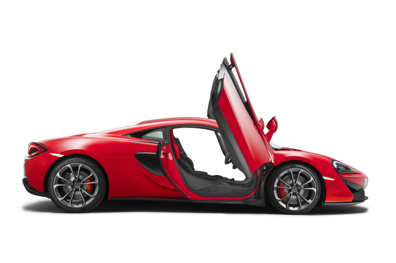 McLAREN UNVEILS 540C COUPE @ SHANGHAI AUTO SHOW, THE SECOND IN THE MARQUES NEW SPORTS SERIES - slide 6