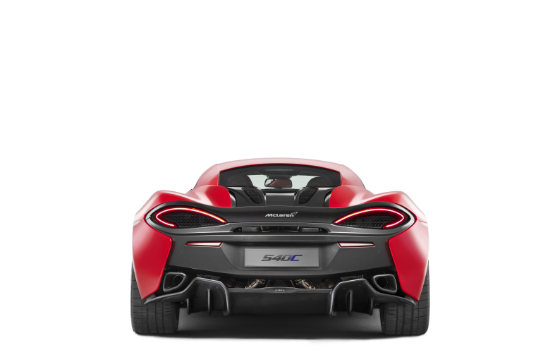 McLAREN UNVEILS 540C COUPE @ SHANGHAI AUTO SHOW, THE SECOND IN THE MARQUES NEW SPORTS SERIES - slide 7