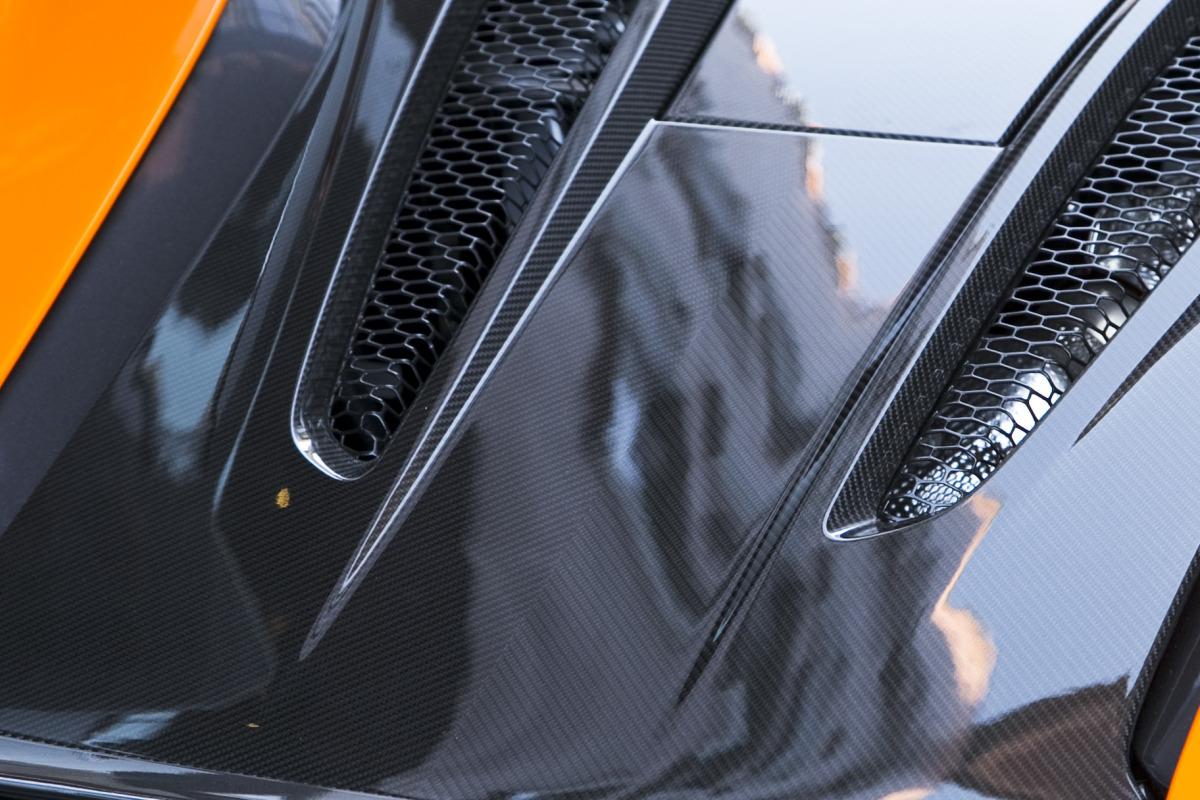 ORANGE CRUSH! McLaren debuts retina-altering 570S in Calgary - slide 10