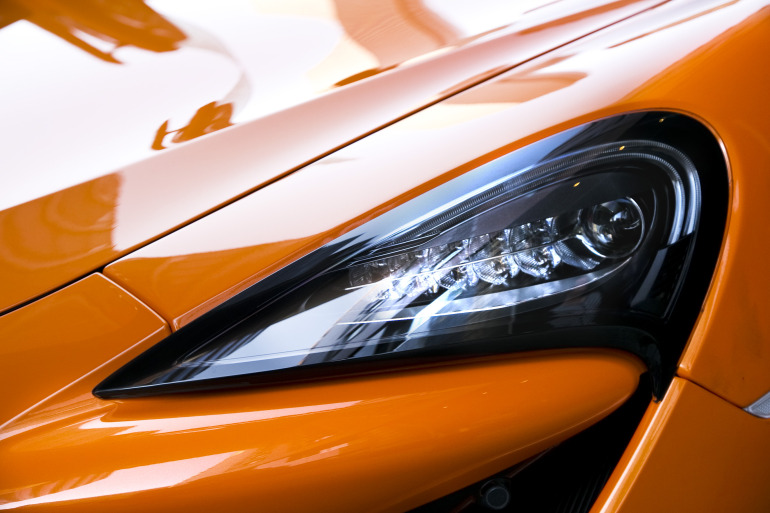 ORANGE CRUSH! McLaren debuts retina-altering 570S in Calgary - slide 14