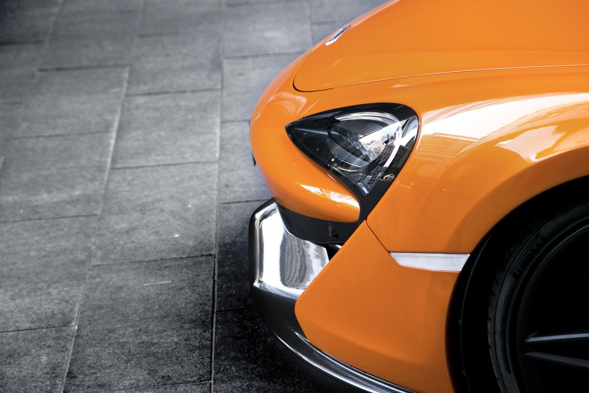 ORANGE CRUSH! McLaren debuts retina-altering 570S in Calgary - slide 15