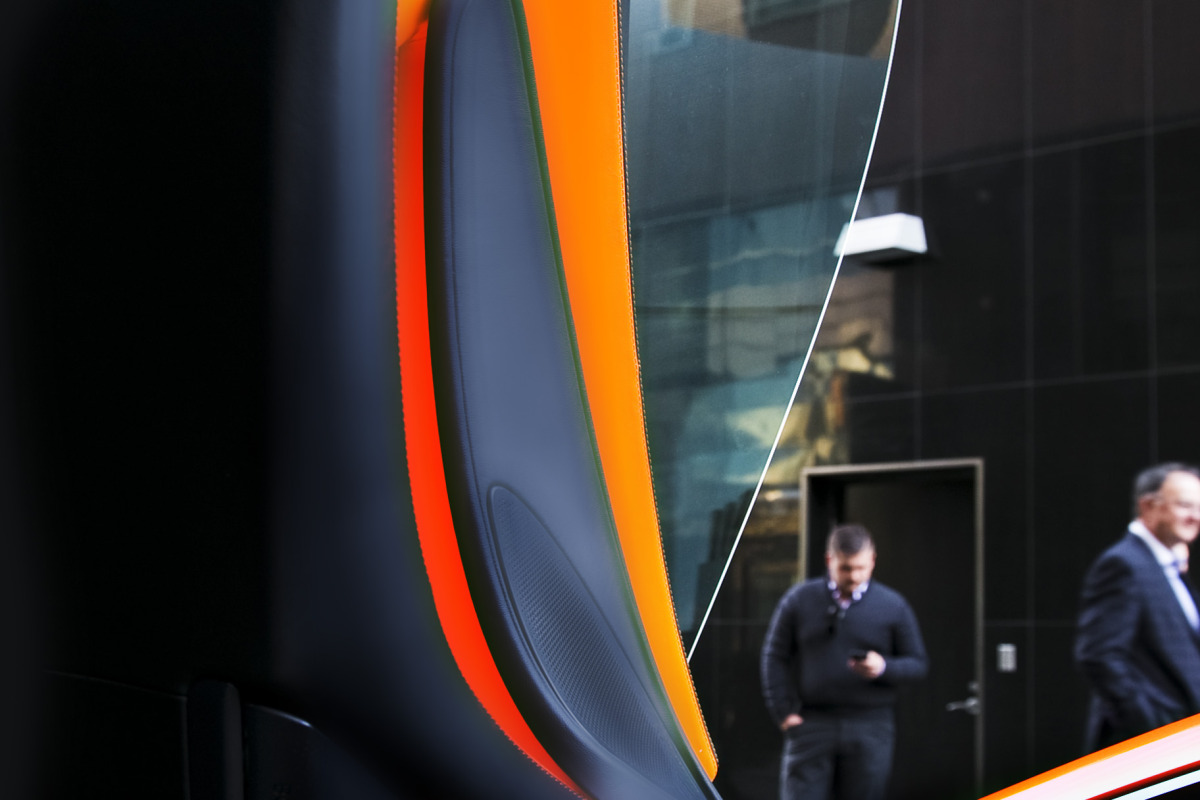 ORANGE CRUSH! McLaren debuts retina-altering 570S in Calgary - slide 16