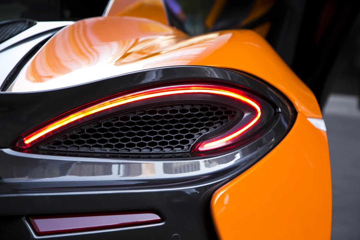 ORANGE CRUSH! McLaren debuts retina-altering 570S in Calgary - slide 19
