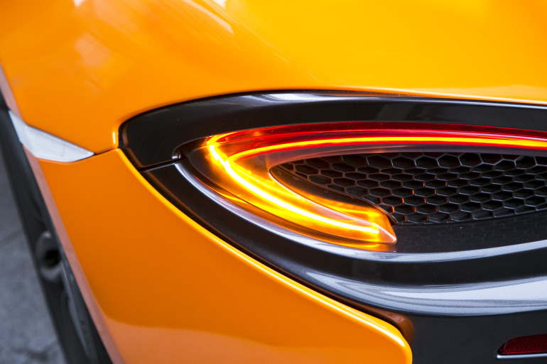 ORANGE CRUSH! McLaren debuts retina-altering 570S in Calgary - slide 20