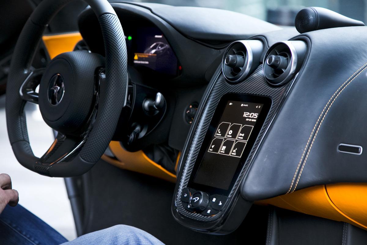 ORANGE CRUSH! McLaren debuts retina-altering 570S in Calgary - slide 21