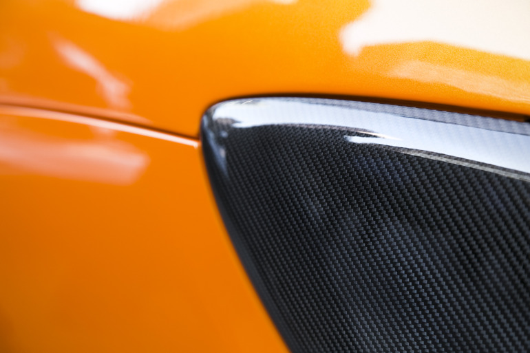 ORANGE CRUSH! McLaren debuts retina-altering 570S in Calgary - slide 23