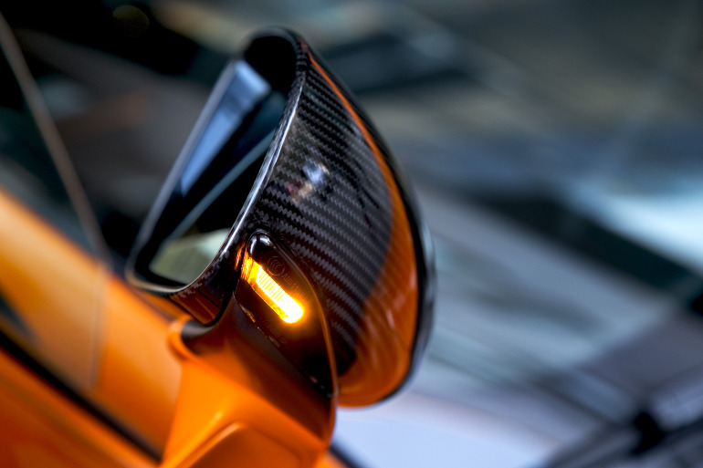 ORANGE CRUSH! McLaren debuts retina-altering 570S in Calgary - slide 24