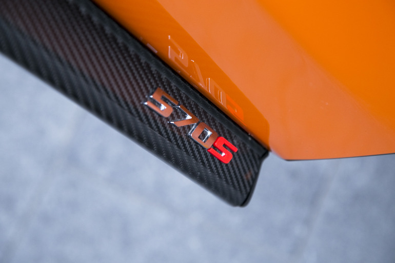 ORANGE CRUSH! McLaren debuts retina-altering 570S in Calgary - slide 11
