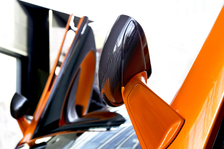 ORANGE CRUSH! McLaren debuts retina-altering 570S in Calgary - slide 26