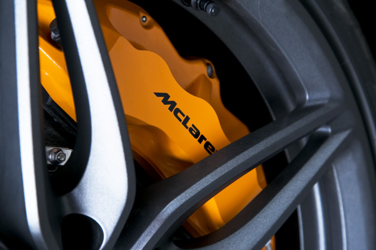 ORANGE CRUSH! McLaren debuts retina-altering 570S in Calgary - slide 27