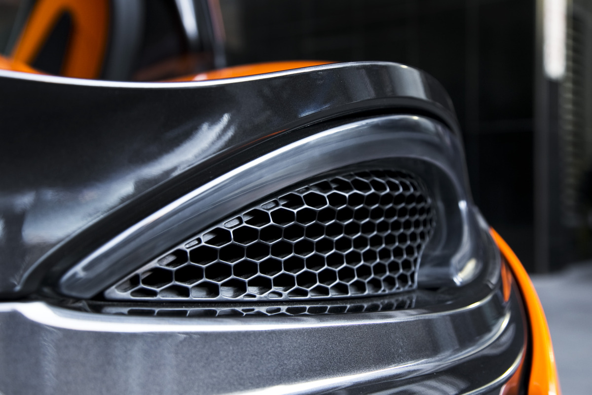 ORANGE CRUSH! McLaren debuts retina-altering 570S in Calgary - slide 29