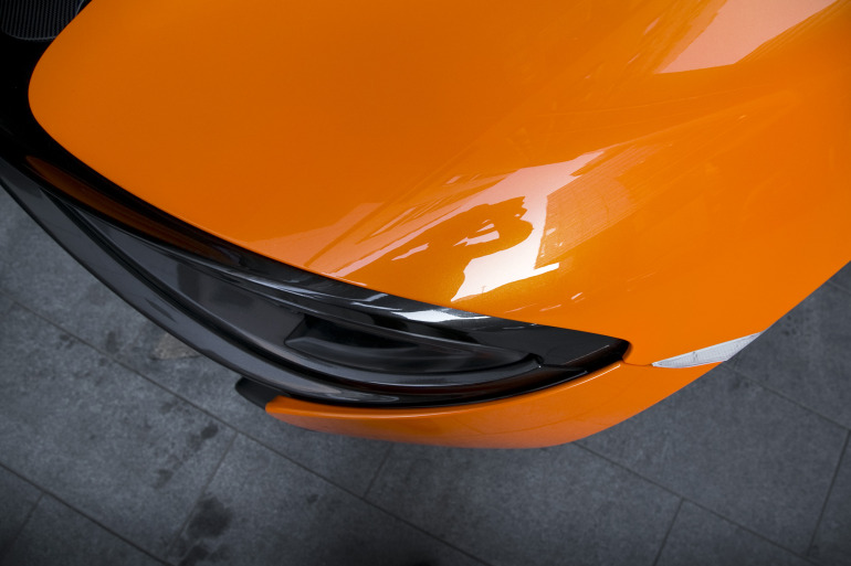 ORANGE CRUSH! McLaren debuts retina-altering 570S in Calgary - slide 31