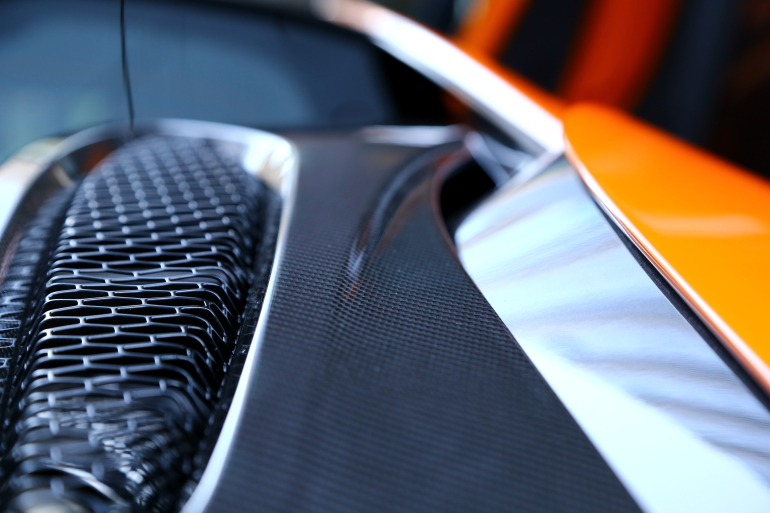 ORANGE CRUSH! McLaren debuts retina-altering 570S in Calgary - slide 36