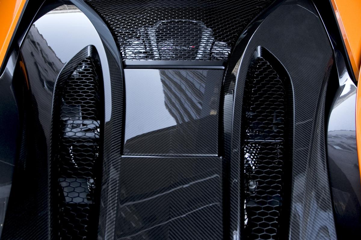 ORANGE CRUSH! McLaren debuts retina-altering 570S in Calgary - slide 37