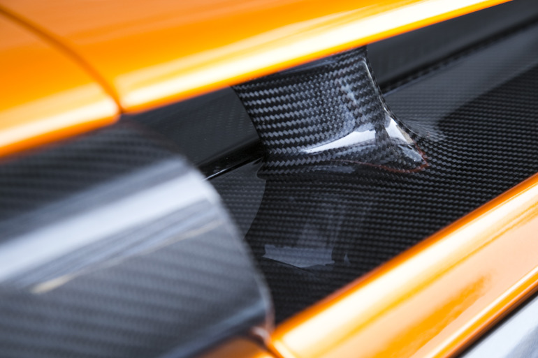 ORANGE CRUSH! McLaren debuts retina-altering 570S in Calgary - slide 40