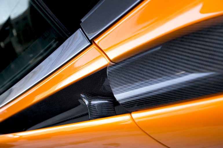 ORANGE CRUSH! McLaren debuts retina-altering 570S in Calgary - slide 41