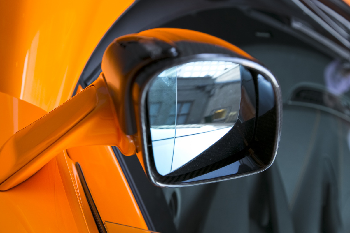 ORANGE CRUSH! McLaren debuts retina-altering 570S in Calgary - slide 44