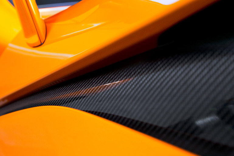 ORANGE CRUSH! McLaren debuts retina-altering 570S in Calgary - slide 45
