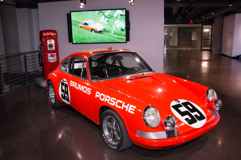 Space by HOK & cars by Porsche, the new $100 million Experience Center opens in Atlanta - slide 14